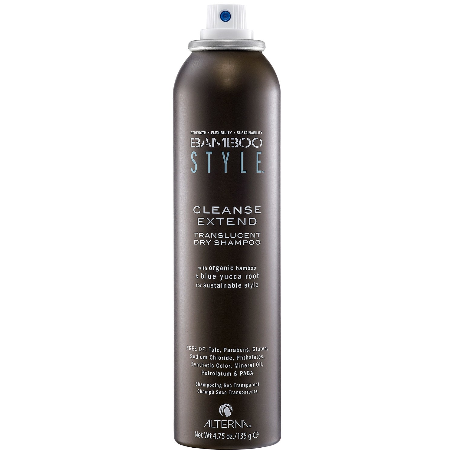Cleanse Extend Translucent Dry Shampoo in Bamboo Leaf Scent