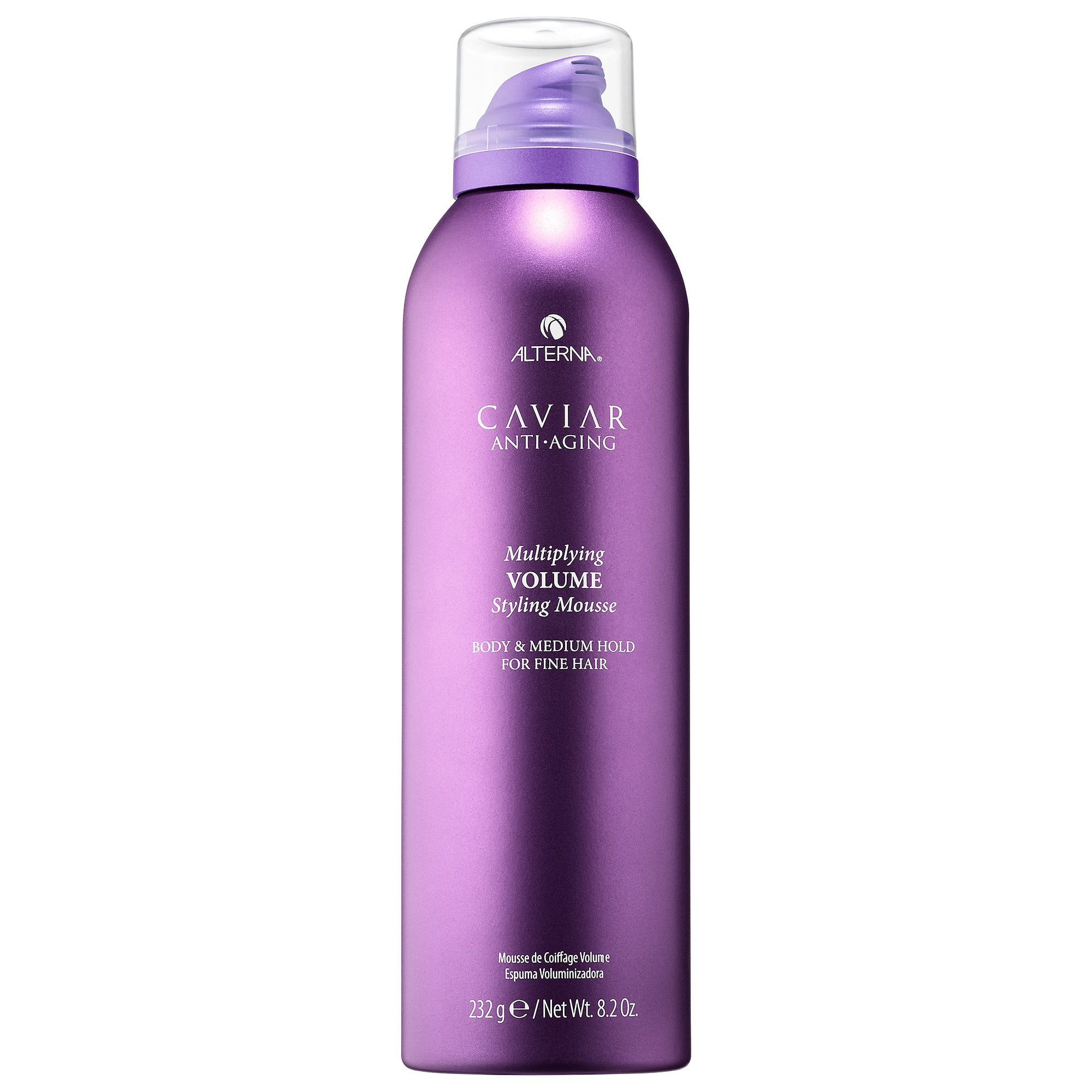 CAVIAR Anti-Aging® Multiplying Volume Styling Mousse