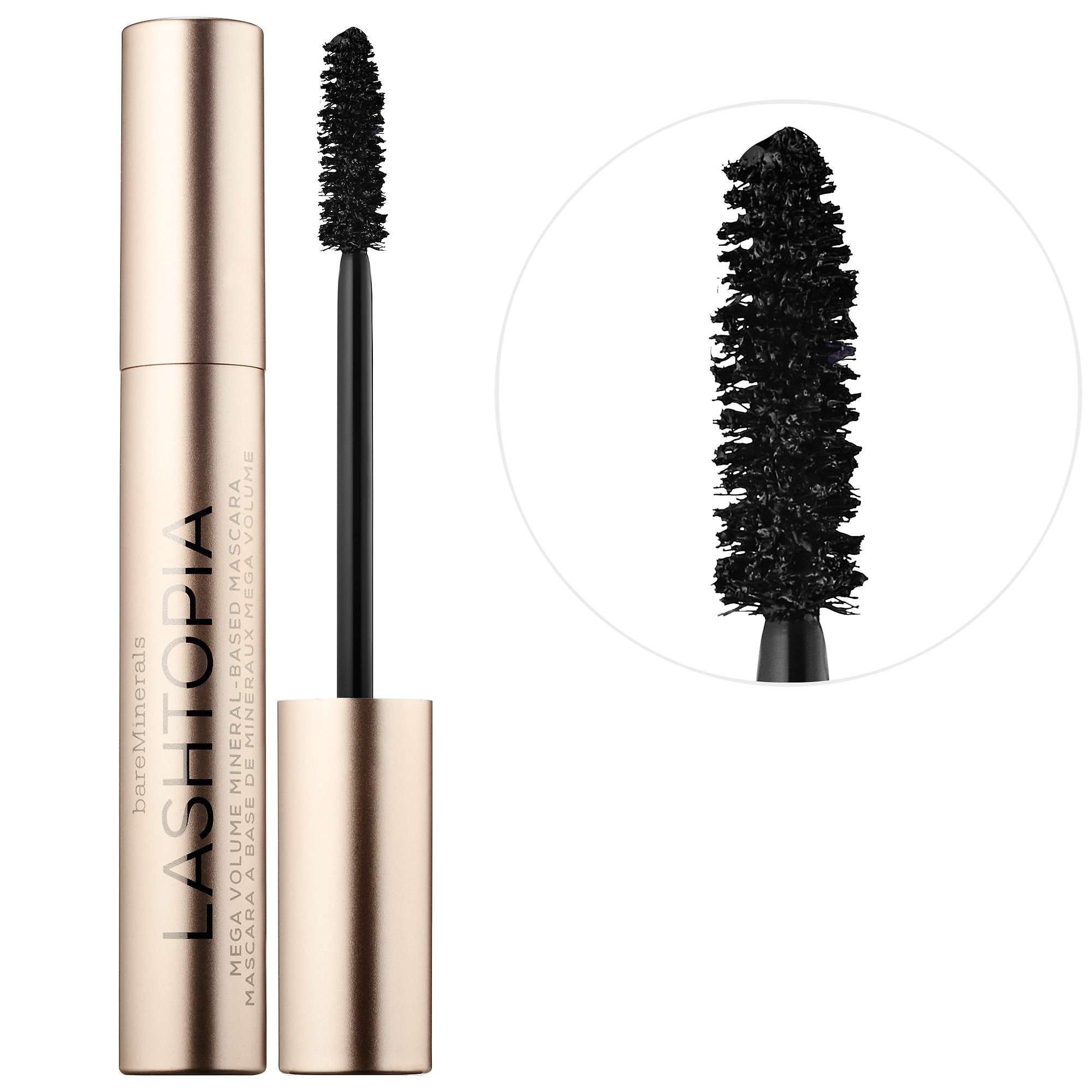 Lashtopia Volumizing Mascara