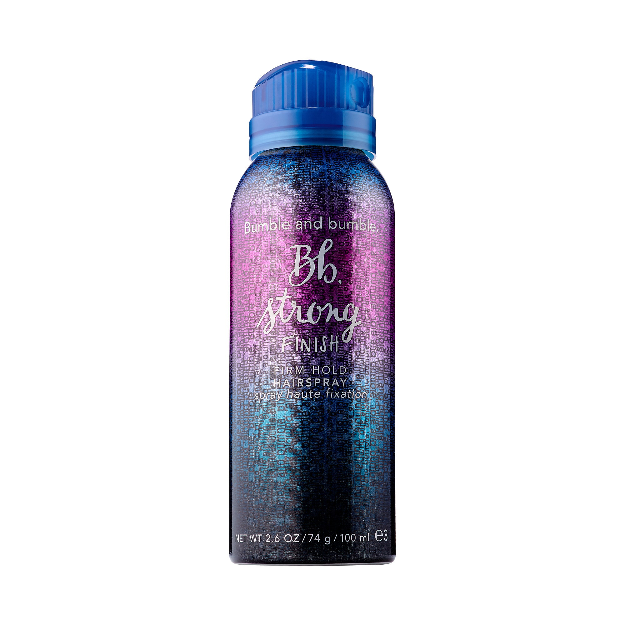 Bb. Strong Finish Firm Hold Hairspray