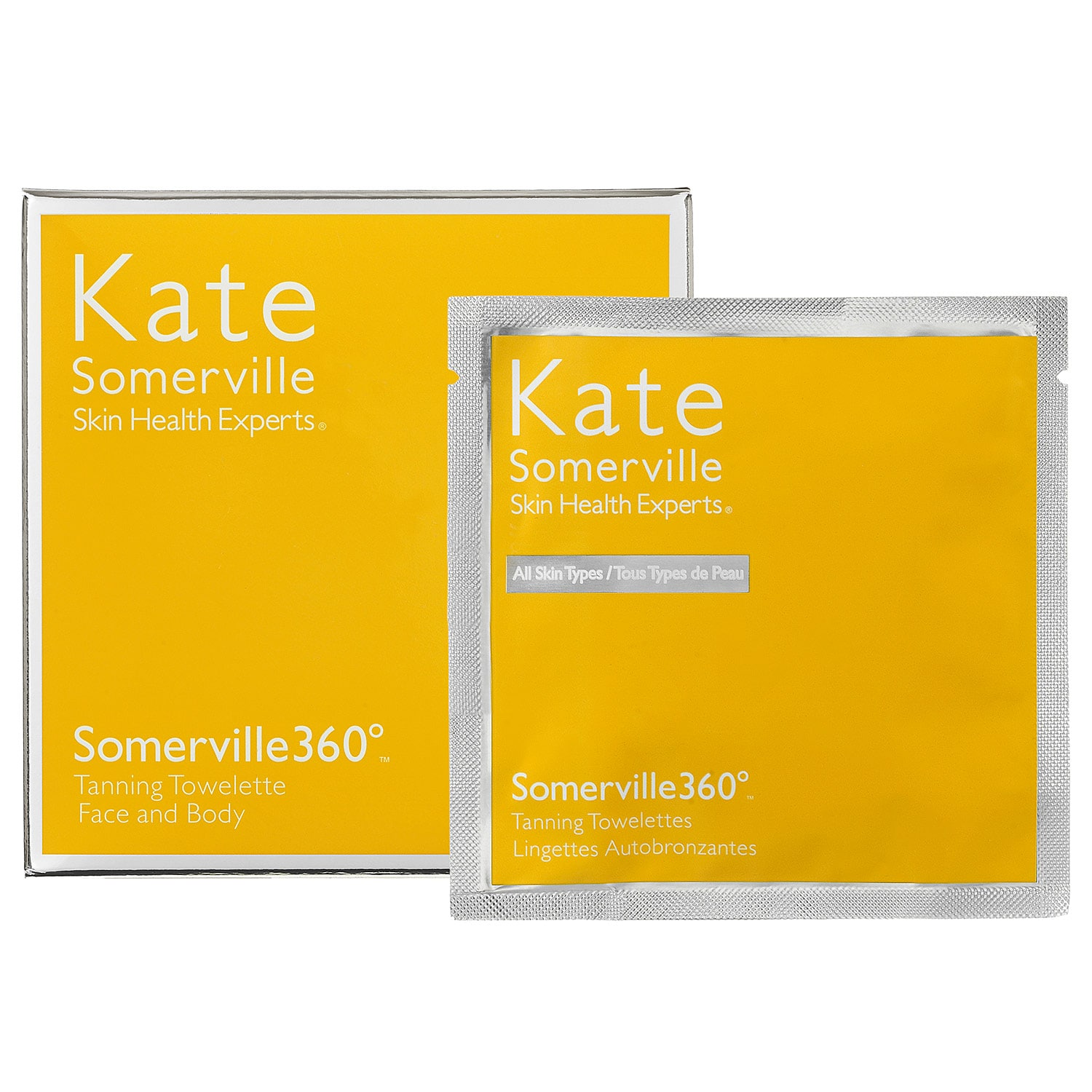Somerville 360°™ Tanning Towelettes