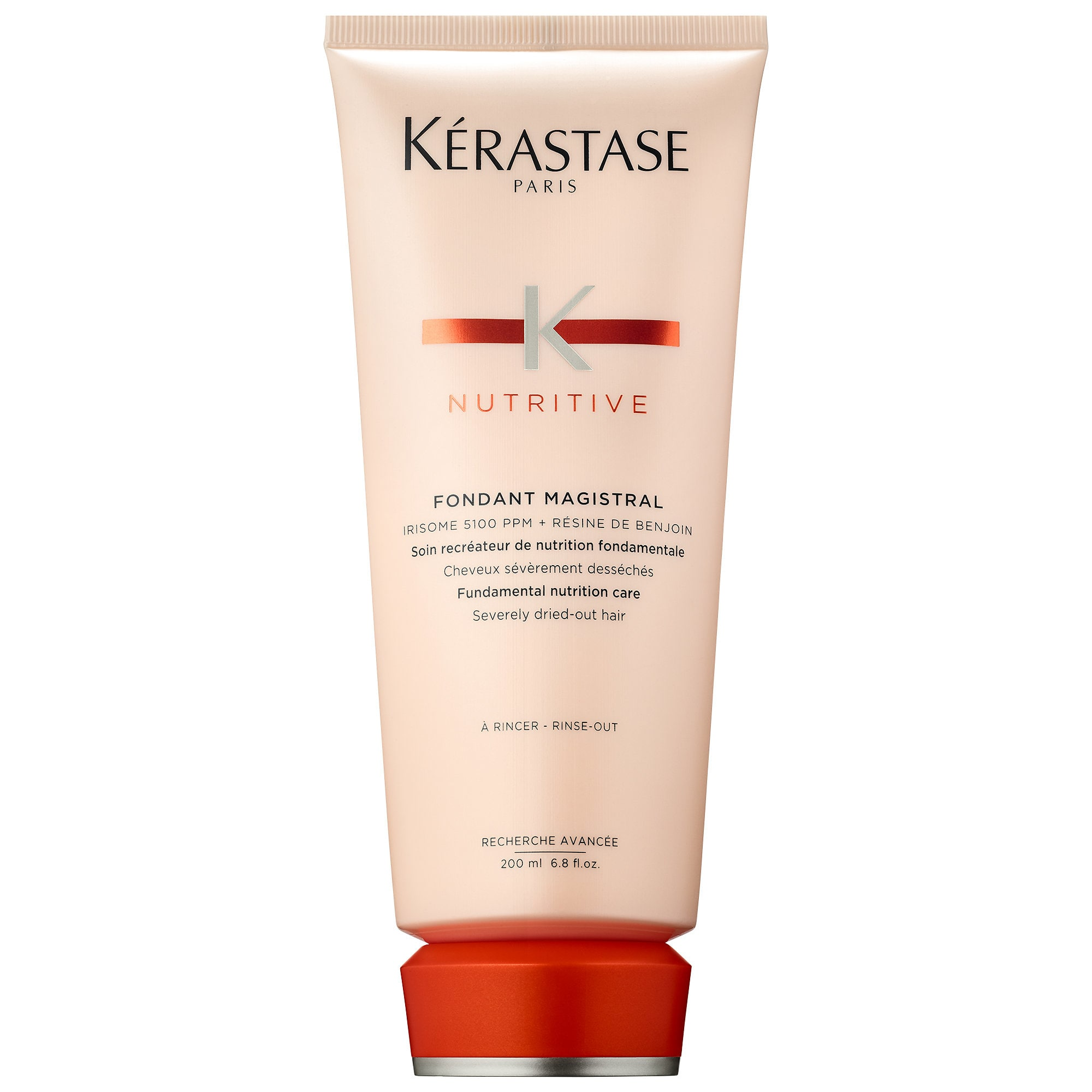 Nutritive Conditioner for Severely Dry Hair