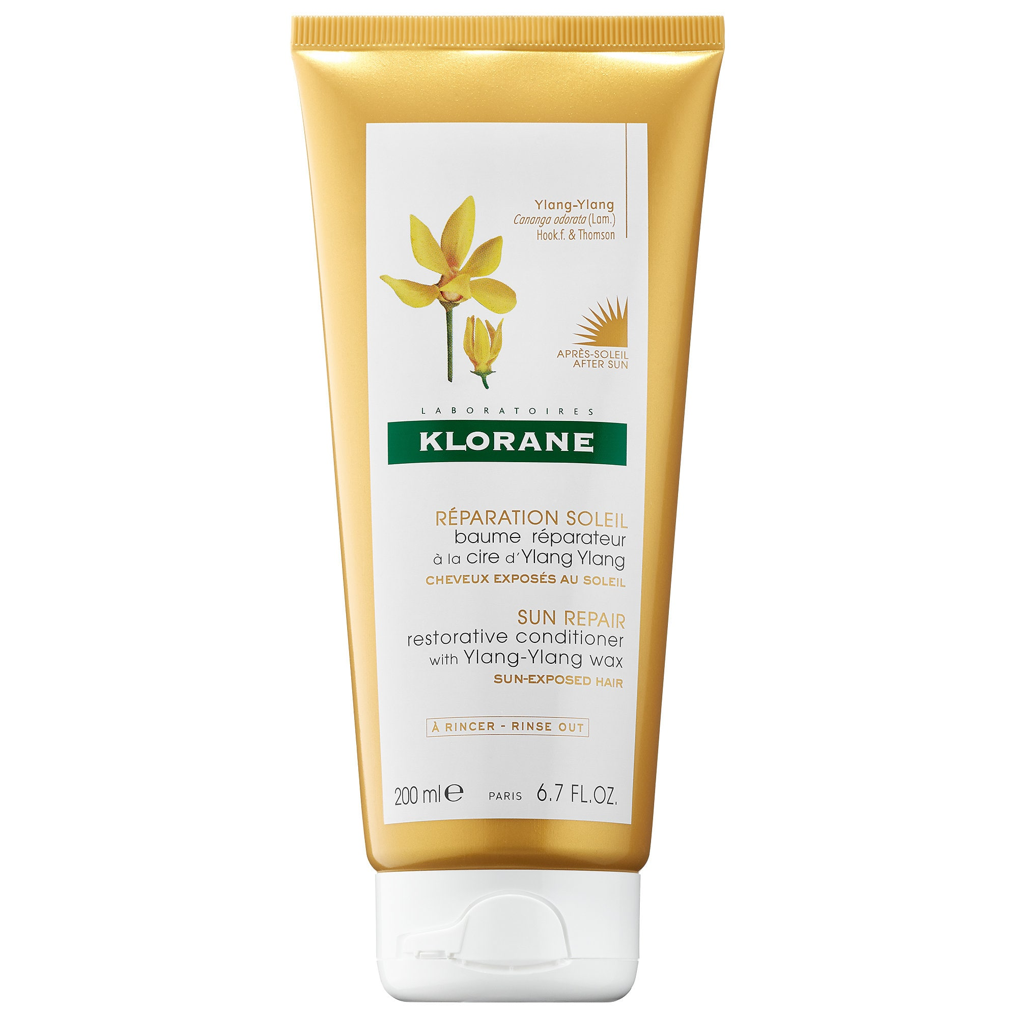 Sun Radiance Rich Restorative Conditioner with Ylang-Ylang Wax