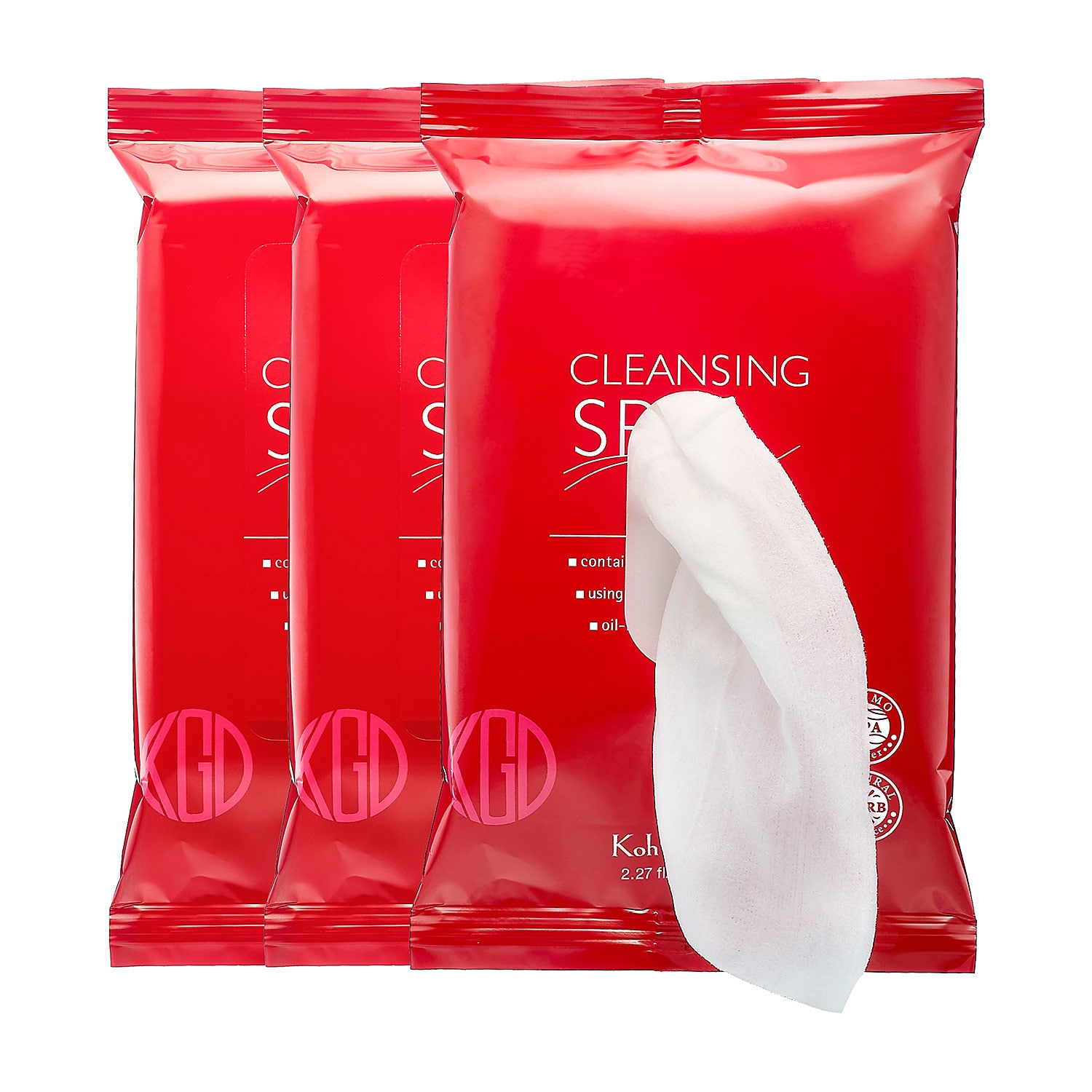 Cleansing Spa Water Cloths