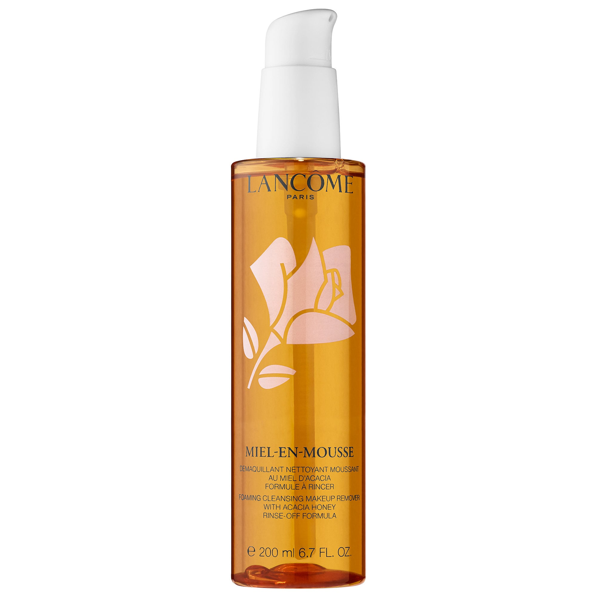 Miel-En-Mousse Foaming Cleansing Makeup Remover with Acacia Honey