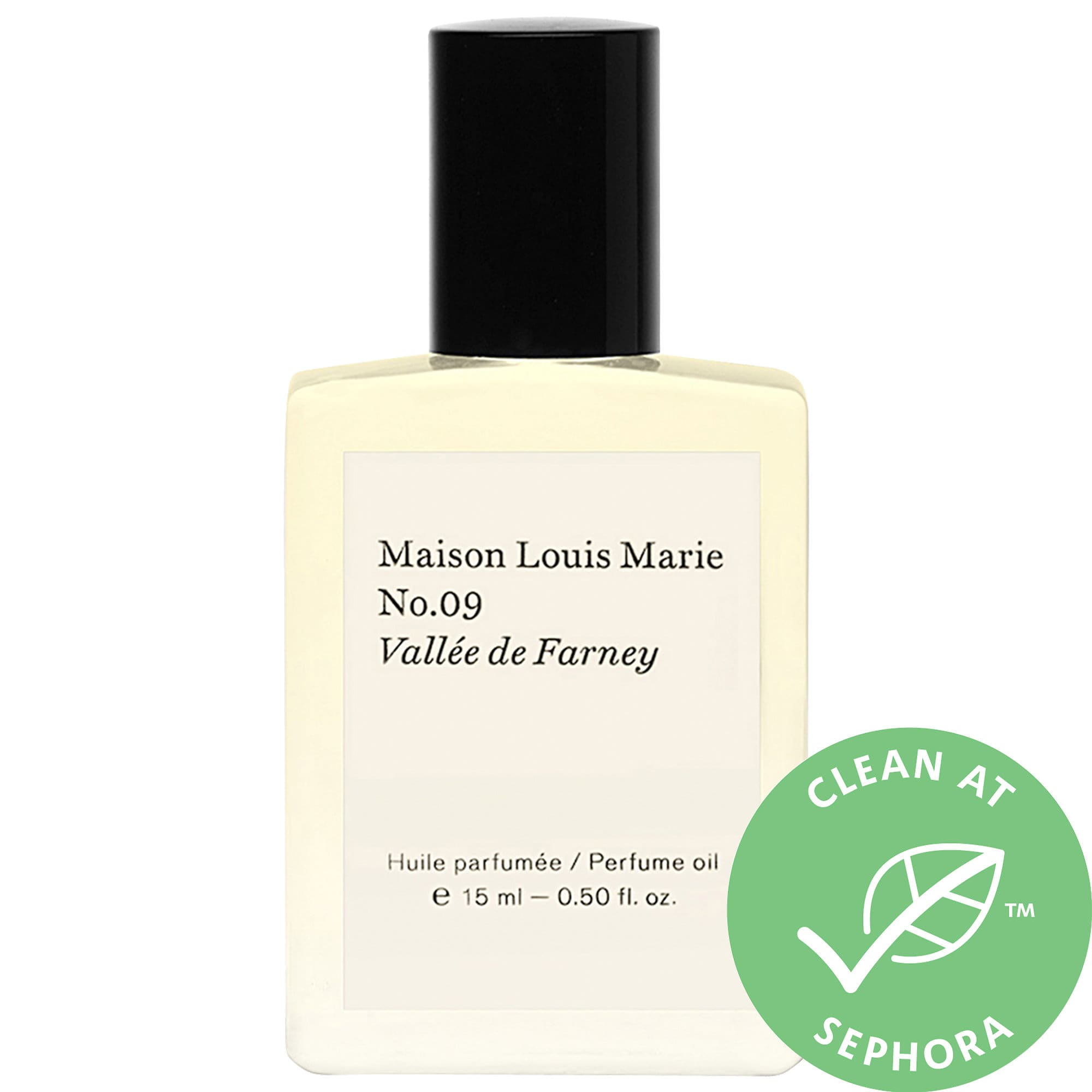 No.09 Vallée de Farney Perfume Oil