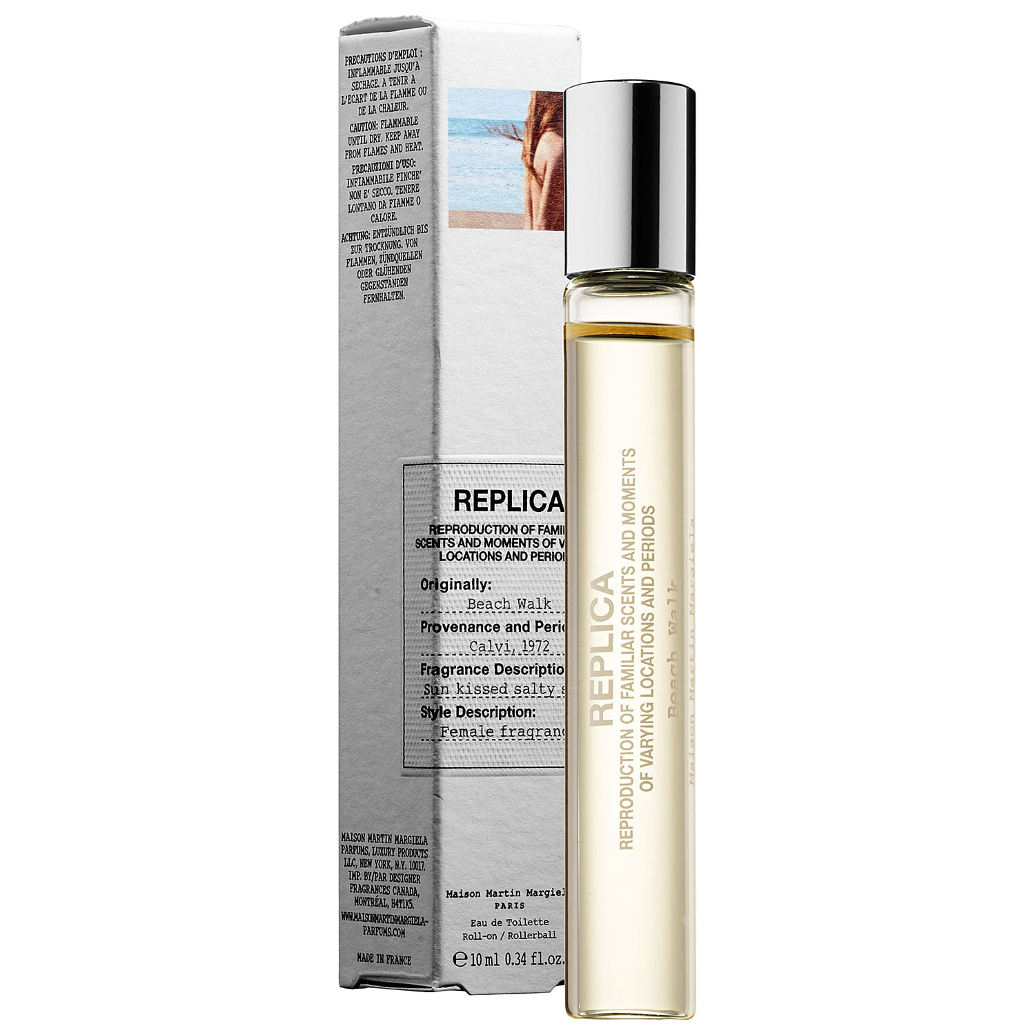'REPLICA' Beach Walk Rollerball