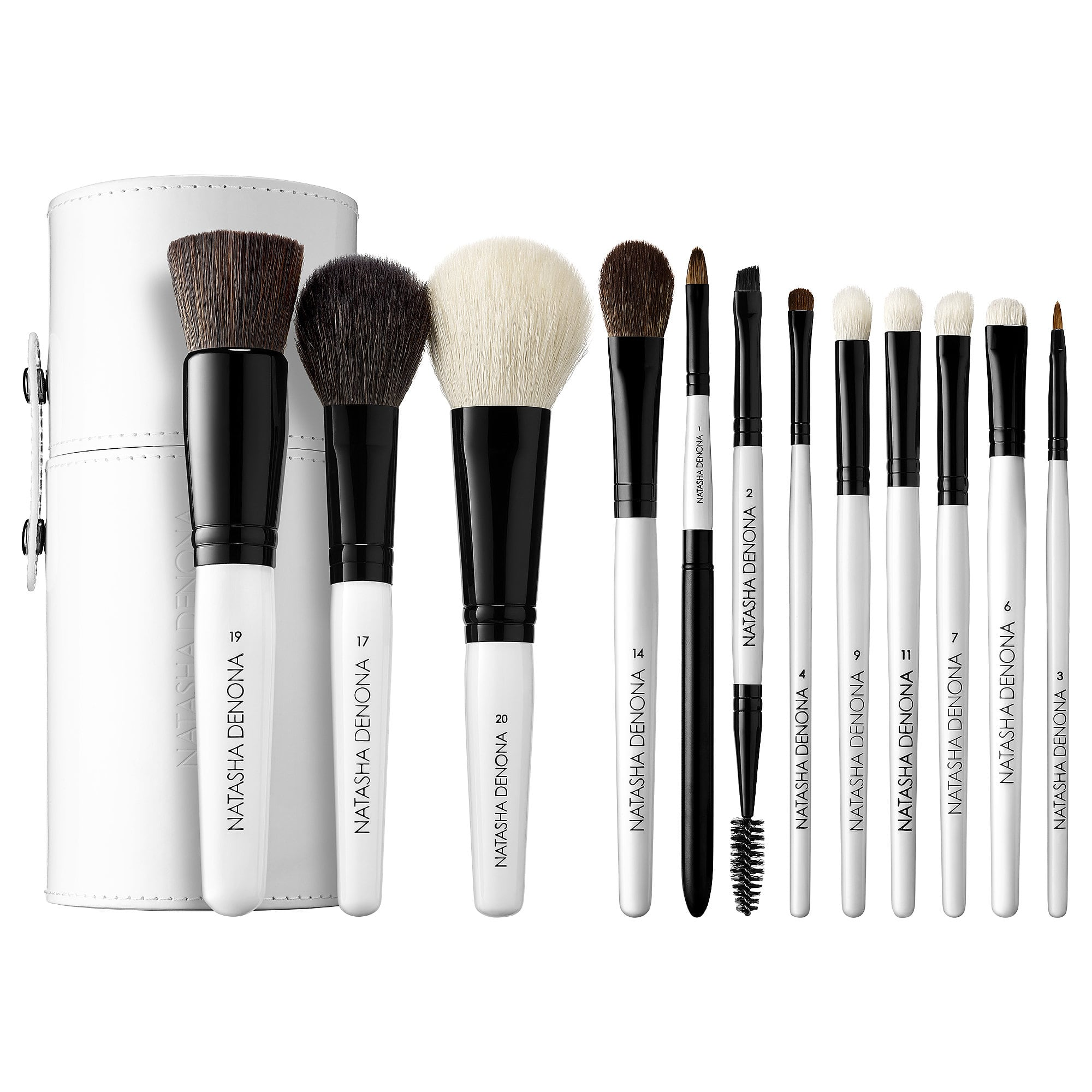 Basic Brush 12 Piece Set