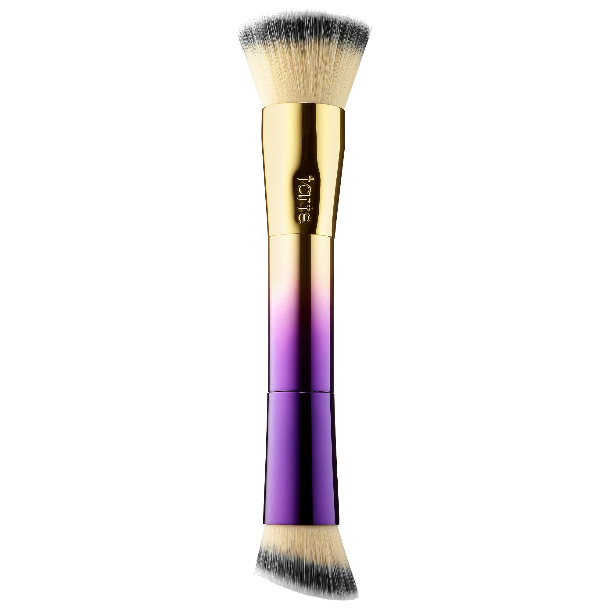 Double-Ended Foundation Brush - Rainforest of the Sea™ Collection