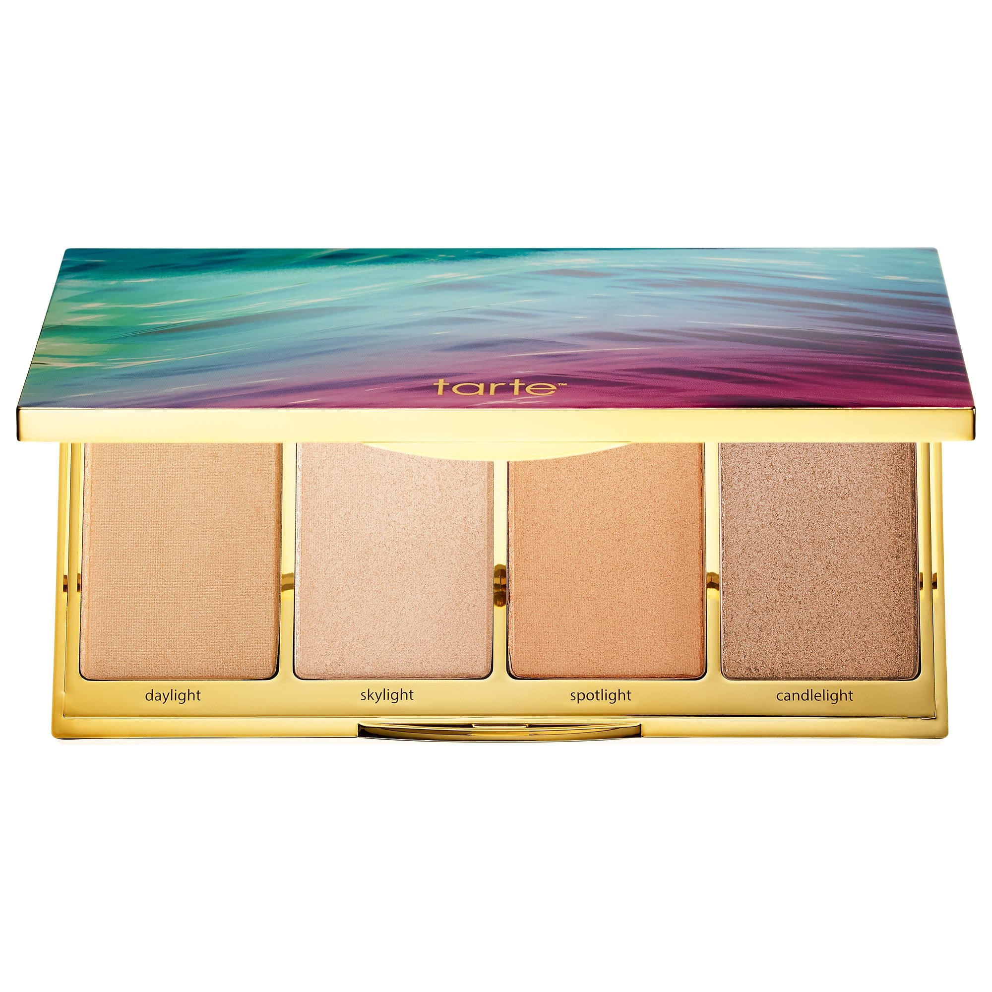 Skin Twinkle Lighting Palette Volume II - Rainforest of the Sea™ Collection