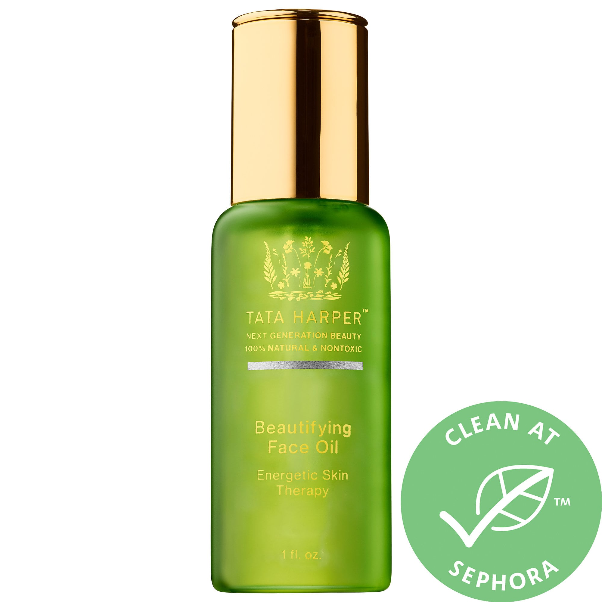 Beautifying Face Oil