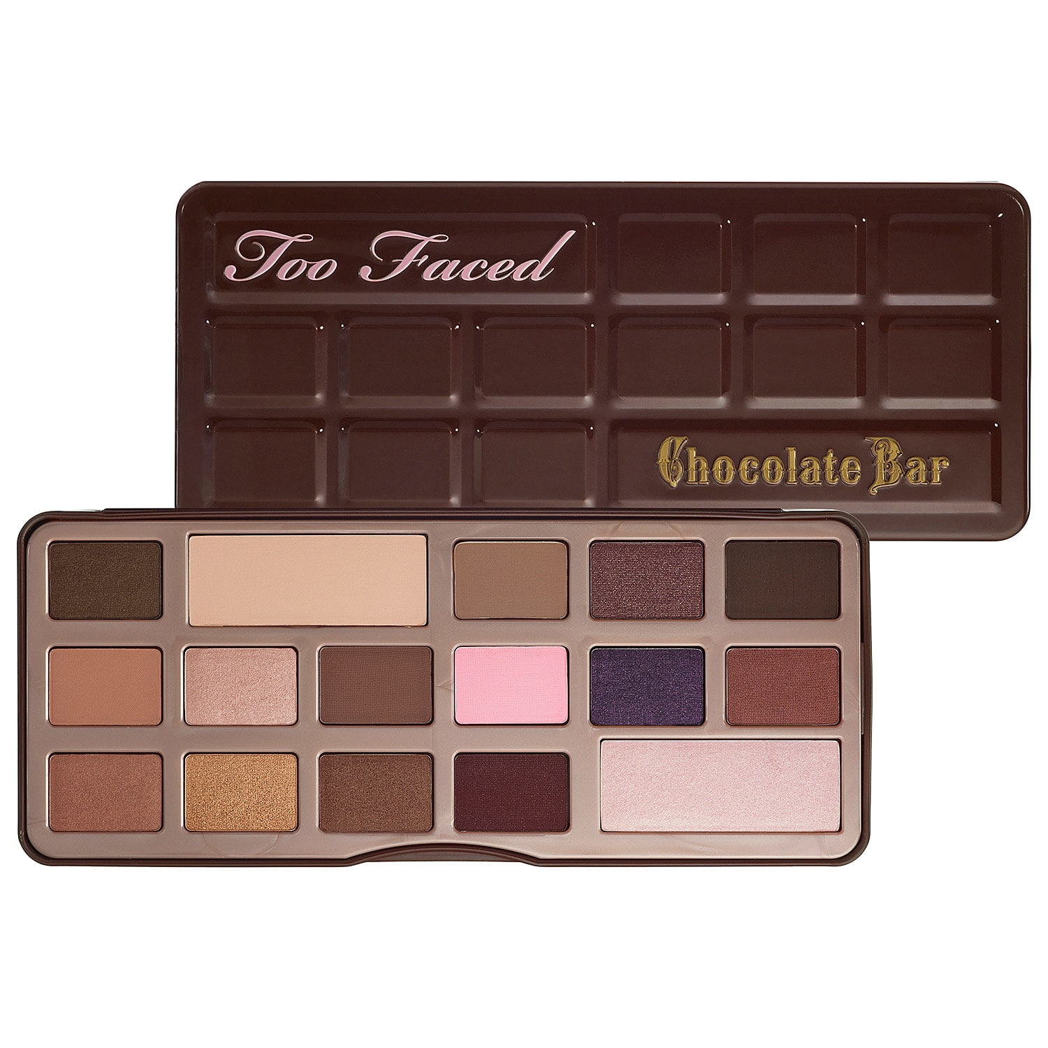 The Chocolate Bar Eyeshadow Palette
