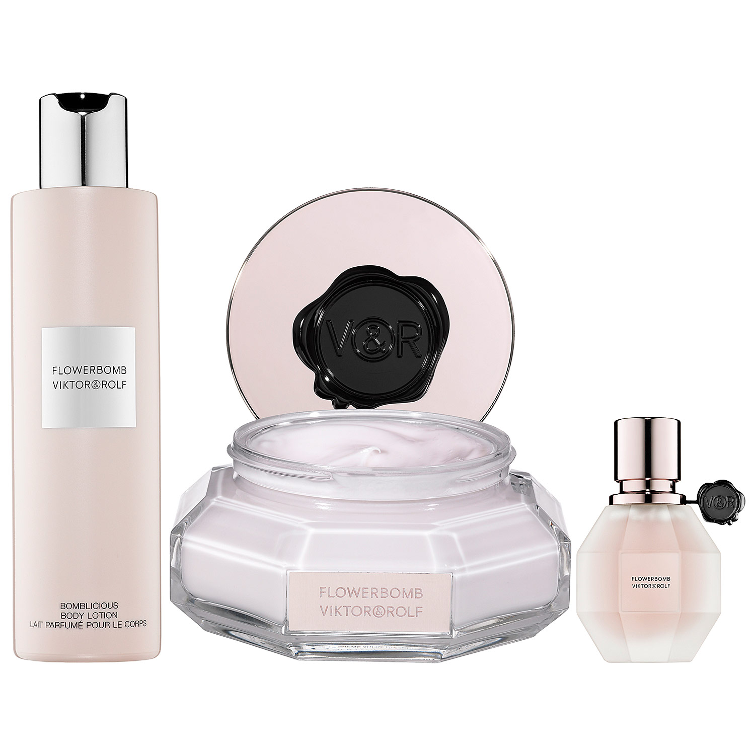 Flowerbomb Bath and Body Collection