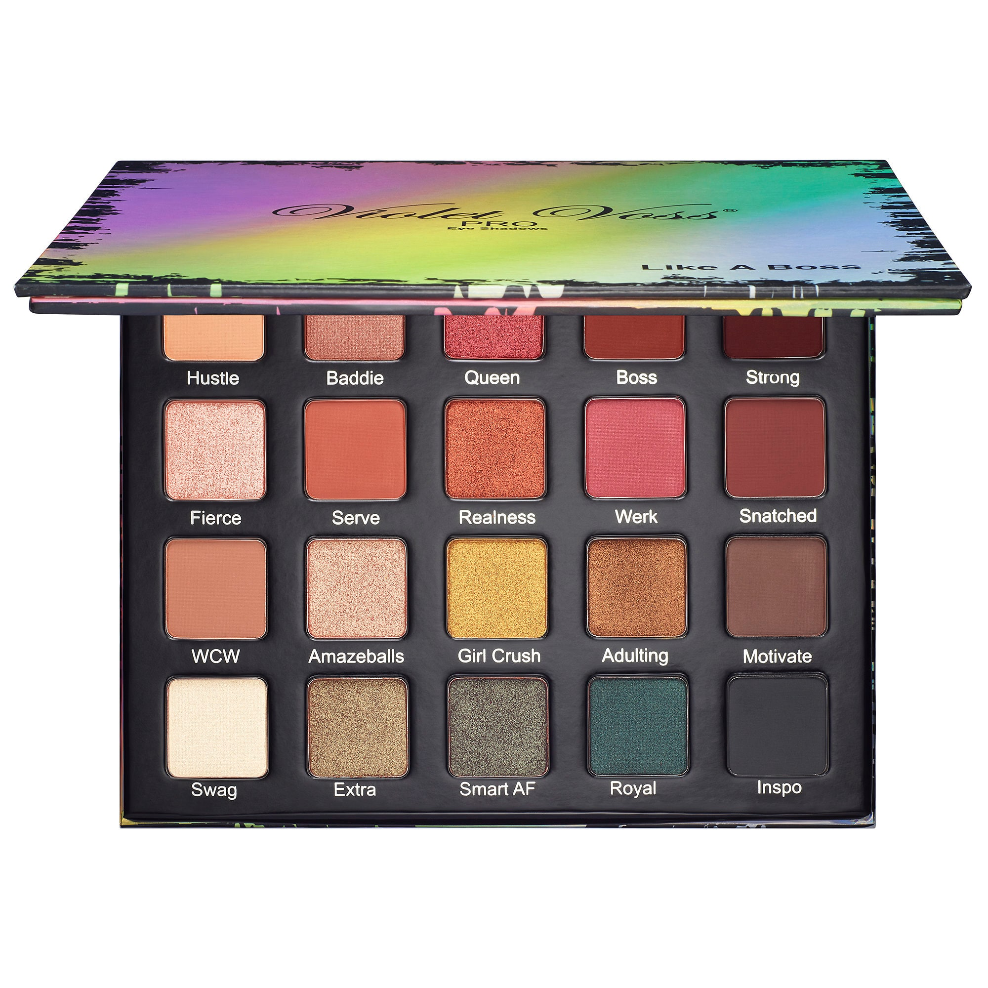 Like A Boss - PRO Eyeshadow Palette